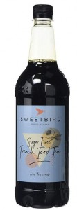 Sweetbird Sugar Free Peach Iced Tea Syrup - 1 Litre